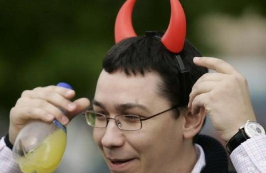 Victor Ponta nu va ajunge presedinte!