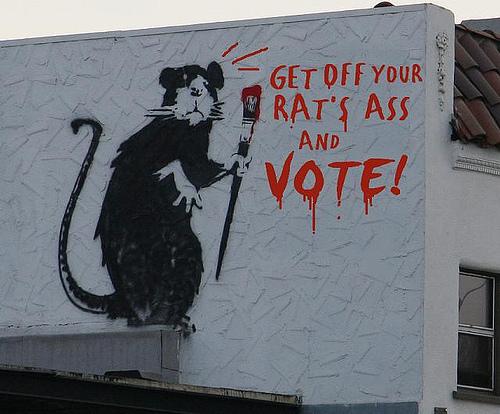 GROAZNIC! Ce se intampla cu cei care nu merg Duminica la vot?